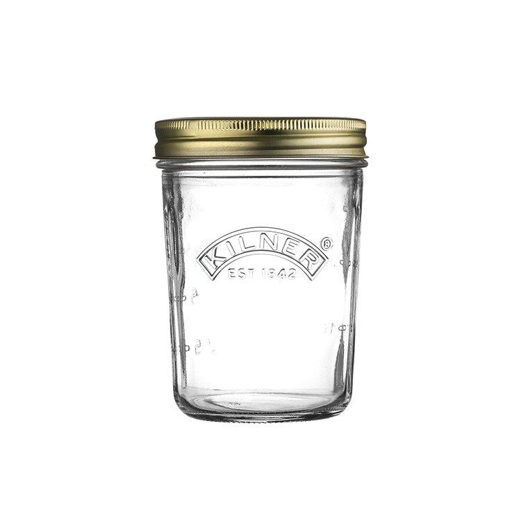 Kilner Wide Mouth Preserve Jar 350ml