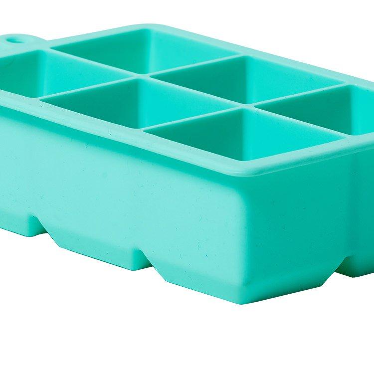 Kitchen Pro 6 Cube Jumbo Silicone Ice Tray image #2