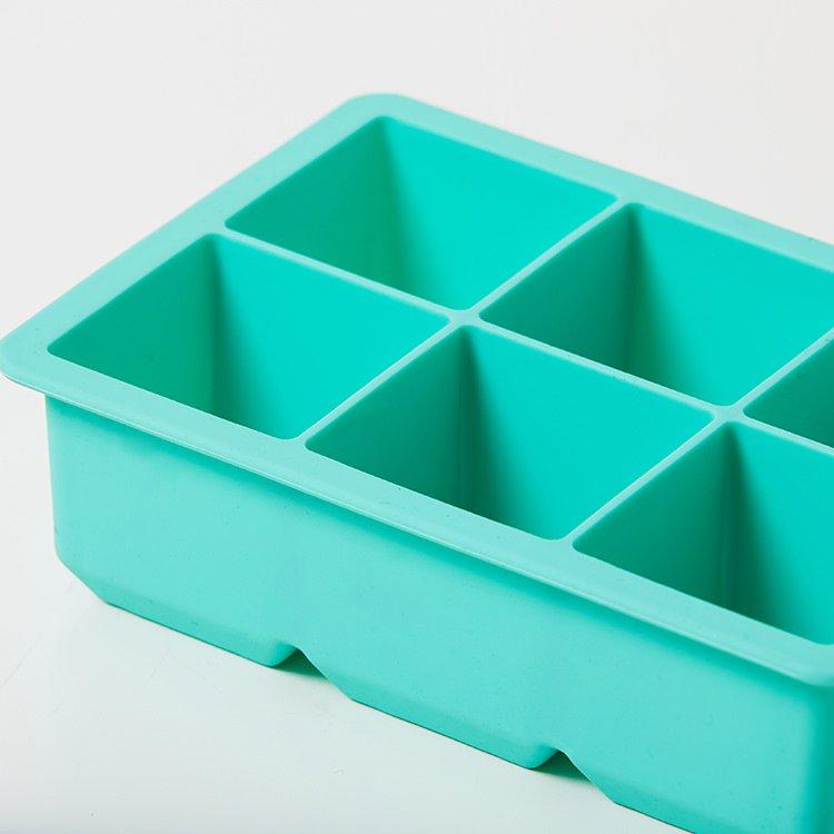 Kitchen Pro 6 Cube Jumbo Silicone Ice Tray image #4
