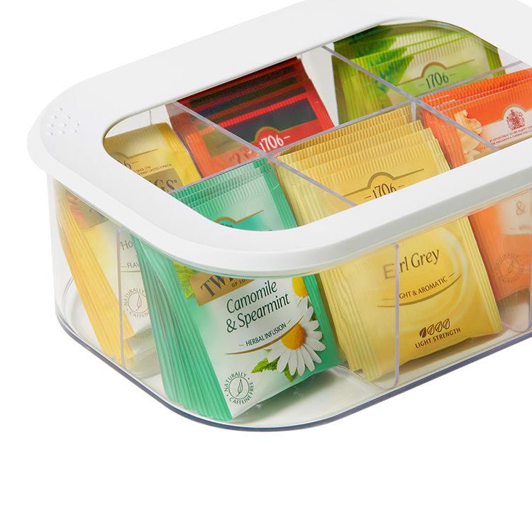 Kitchen Pro Fresh Teabag Container 2L