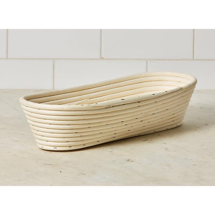 Kitchen Pro Rattan Oval Bread Proving Basket 40x16x9cm image #2