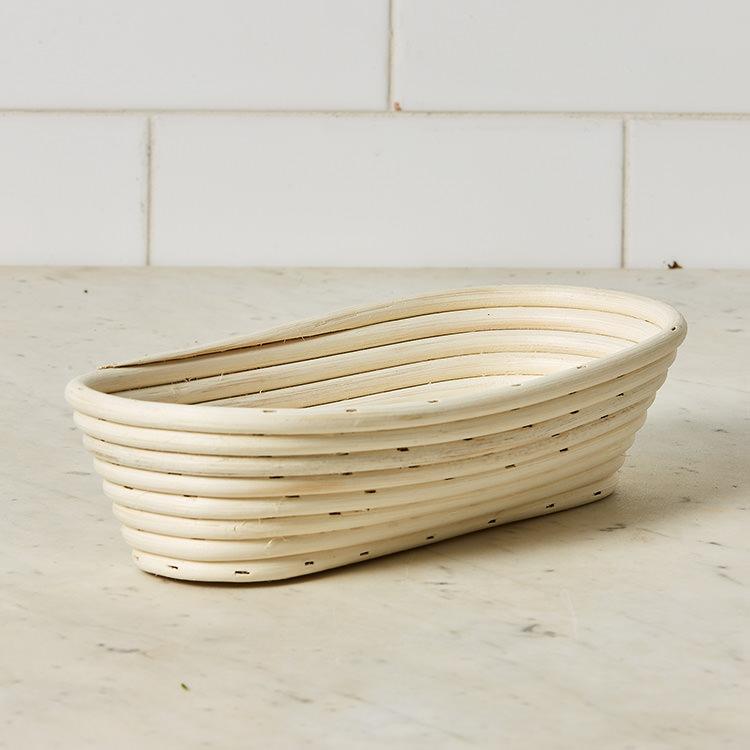 Kitchen Pro Rattan Oval Bread Proving Basket 27x13x6cm image #2