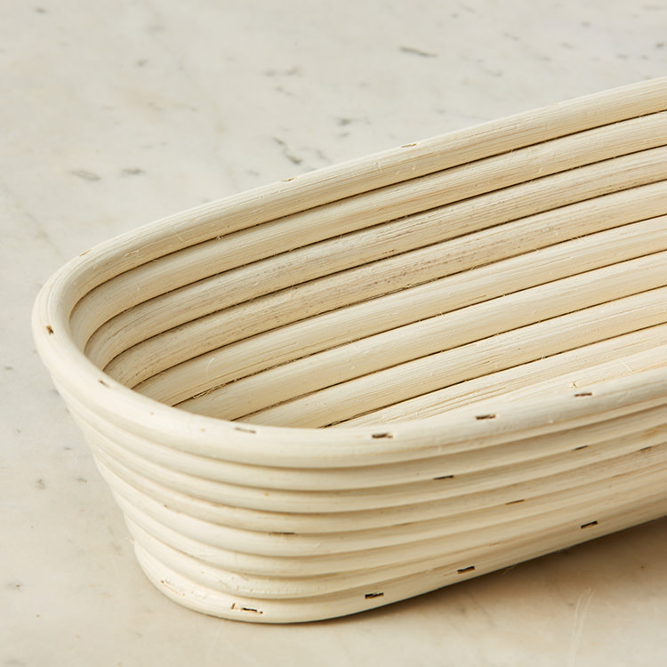 Kitchen Pro Rattan Oval Bread Proving Basket 27x13x6cm image #3