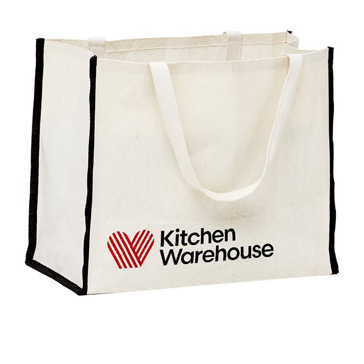 Kitchen Warehouse Cotton Carry Bag Set of 4