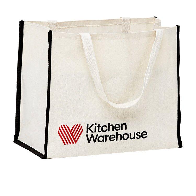 Kitchen Warehouse Cotton Carry Bag