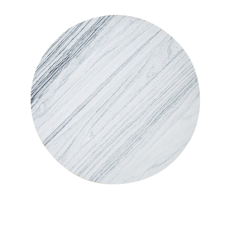 Kitchen Warehouse Forest Round Placemat 35cm White