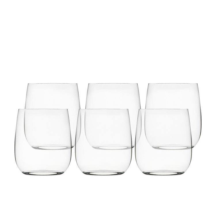 Kitchen Warehouse DOF Tumbler 360ml Set of 6