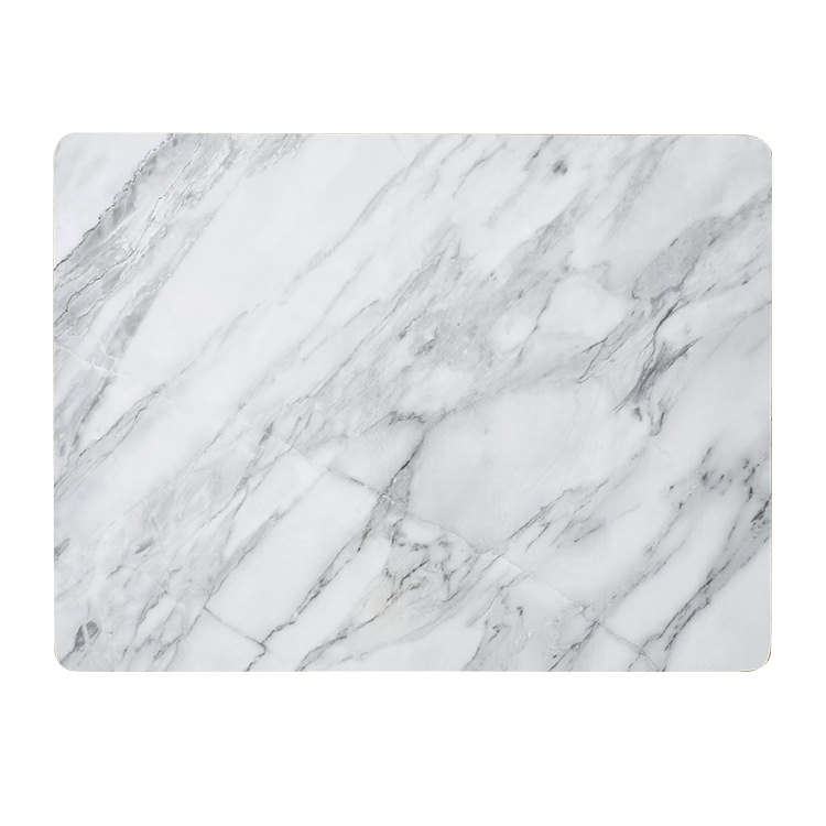 Kitchen Warehouse Marblesque Placemat 30x40cm White