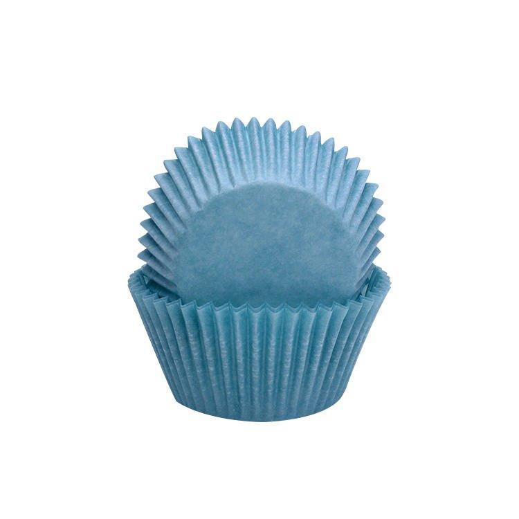 Lemon Tree Patty Pans Blue Pastel 50pk