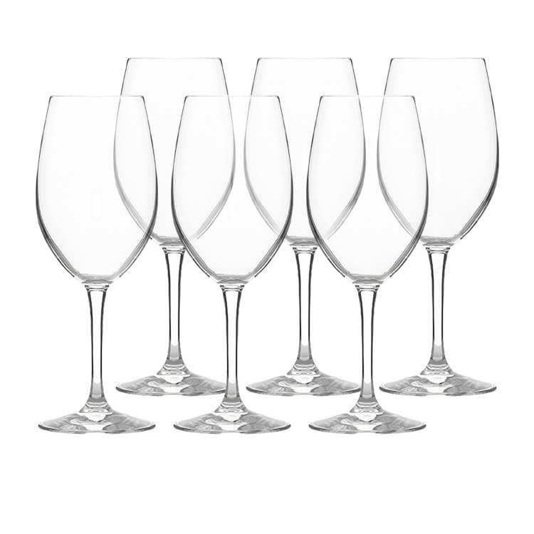 Kitchen Warehouse Wine Glass 530ml Set of 6