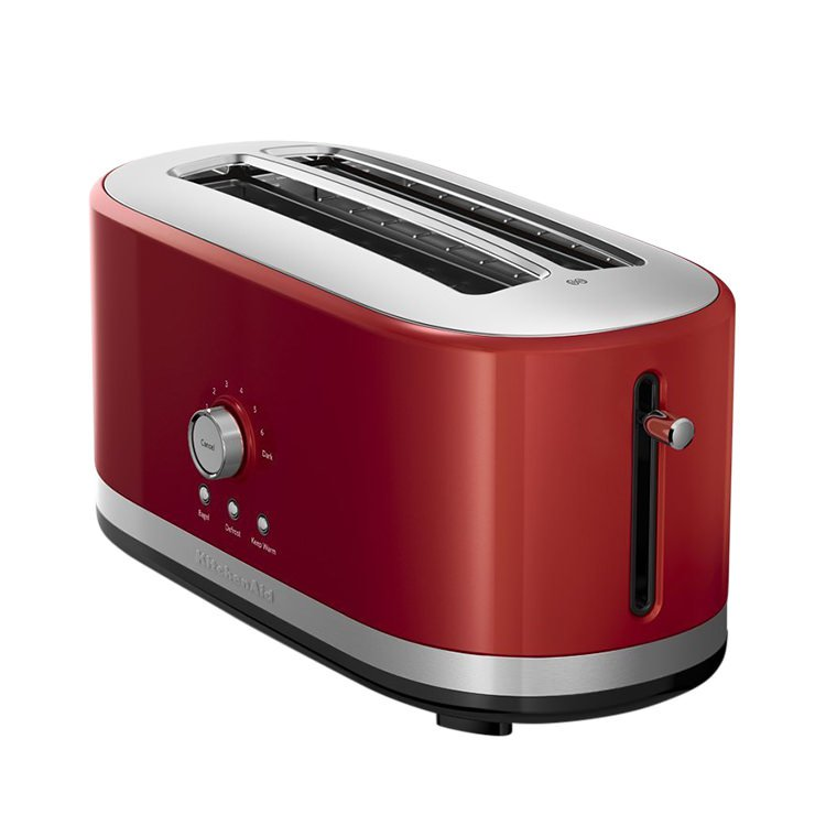 KitchenAid 4 Slice Toaster Empire Red