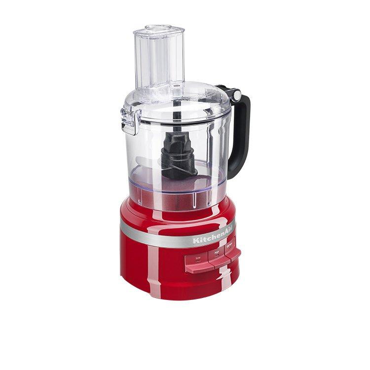 KitchenAid 7 Cup Food Processor Empire Red
