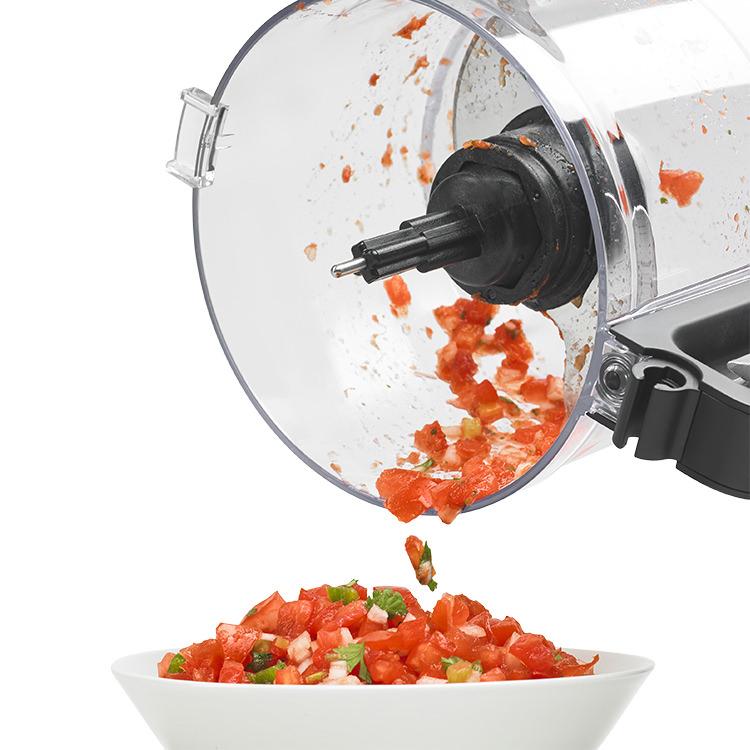 KitchenAid 7 Cup Food Processor Almond Cream