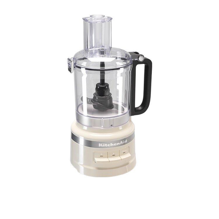 KitchenAid 9 Cup Food Processor Almond Cream