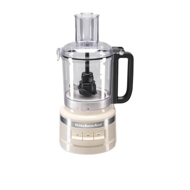 KitchenAid 9 Cup Food Processor Almond Cream image #2