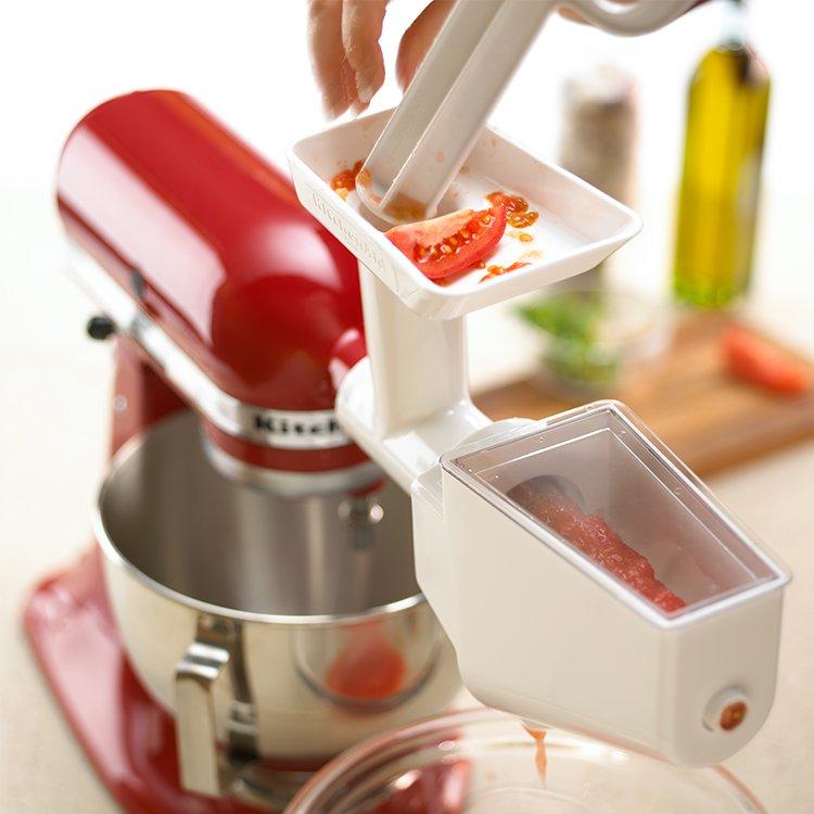 KitchenAid Fruit & Vegetable Strainer w/ Food Grinder Attachment