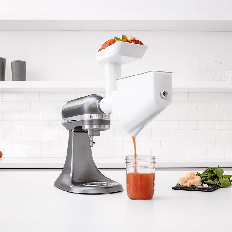 KitchenAid Fruit & Vegetable Strainer w/ Food Grinder