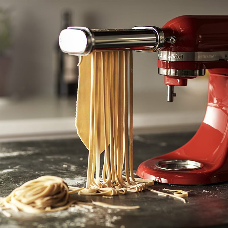 KitchenAid 3pc Pasta Roller Attachment Set