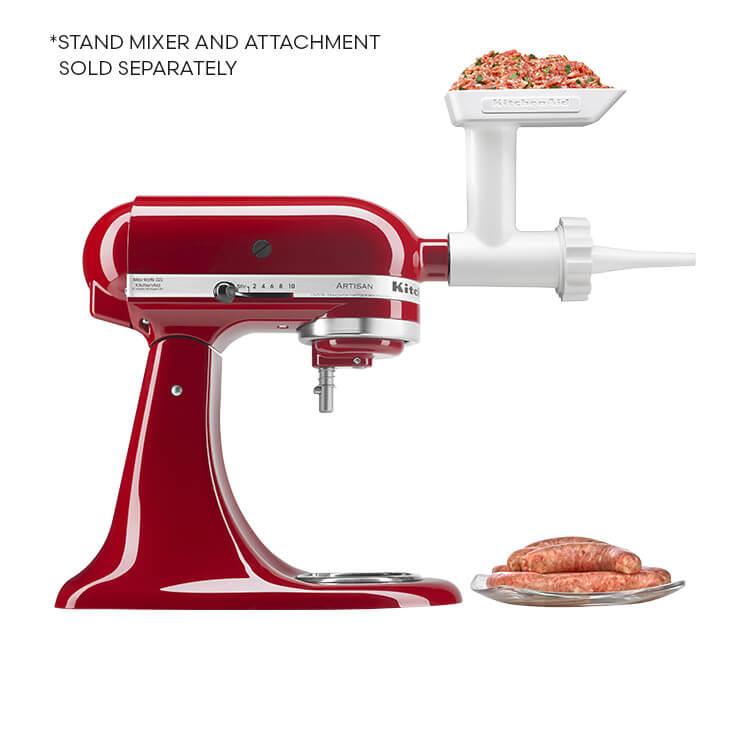 KitchenAid Sausage Stuffer Tubes for Grinder/Mincer Attachment