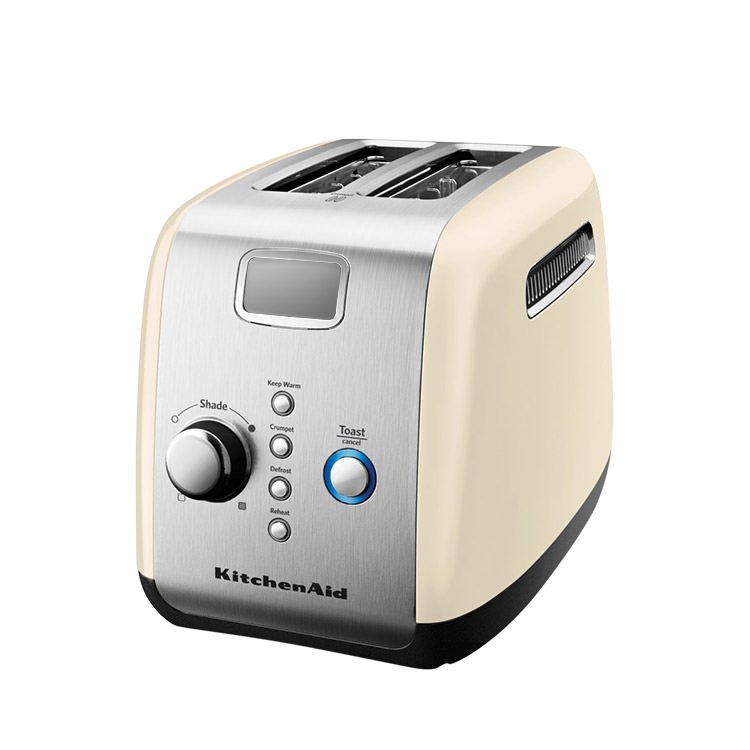 KitchenAid Artisan 2 Slice Toaster Almond Cream