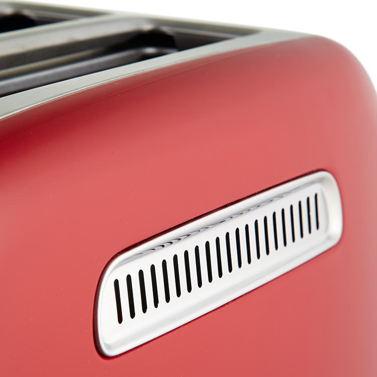 KitchenAid Artisan 2 Slice Toaster Empire Red