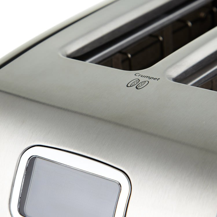 KitchenAid Artisan 2 Slice Toaster Onyx Black