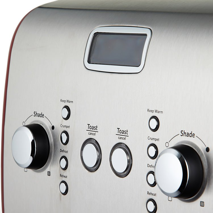 KitchenAid Artisan 4 Slice Toaster Empire Red image #2