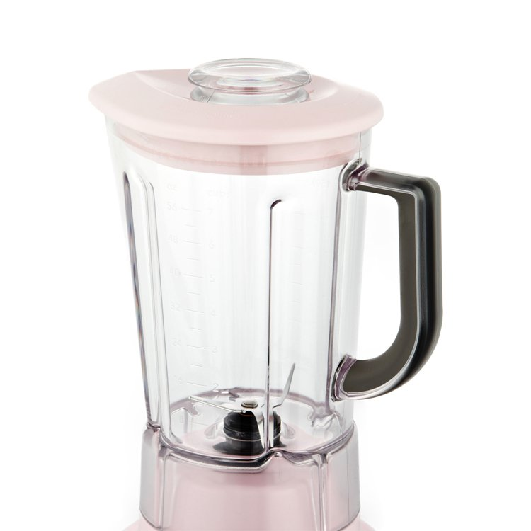 kitchenaid artisan blender ksb560 pink on sale now. Black Bedroom Furniture Sets. Home Design Ideas