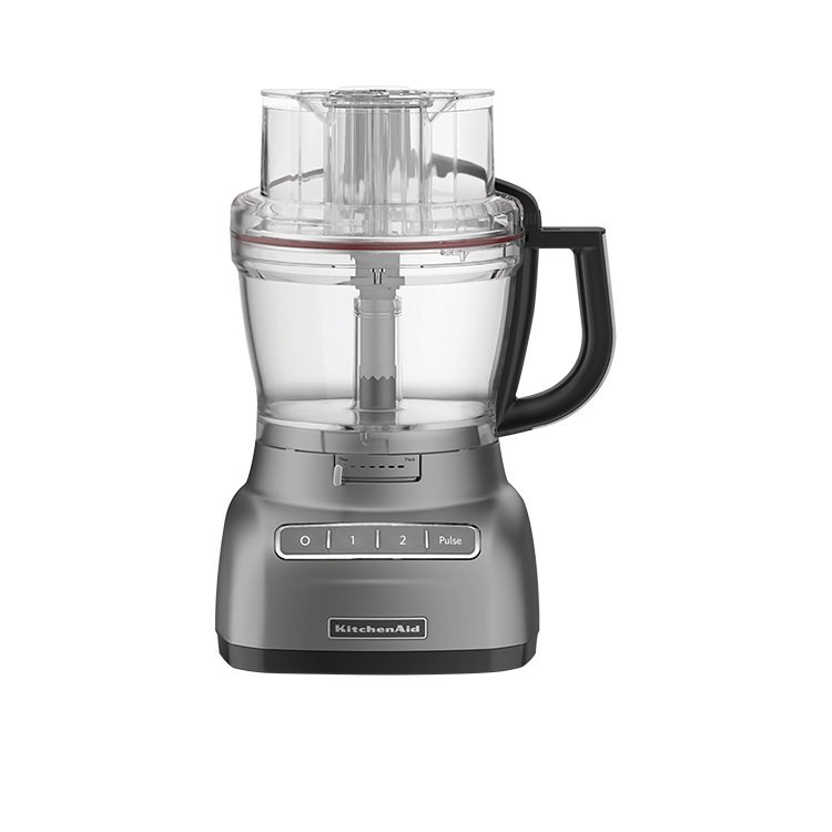KitchenAid Artisan Exactslice KFP1333 Food Processor Contour Silver