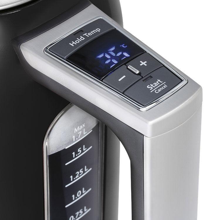 KitchenAid Artisan KEK1835 Electric Kettle 1.7L Onyx Black