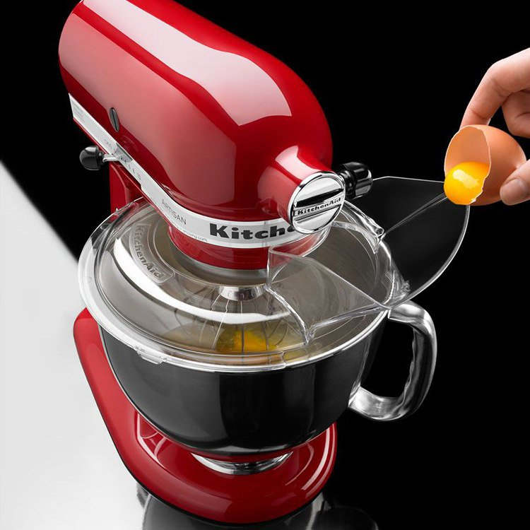 KitchenAid Pouring Shield for Tilt-Head Stand Mixer