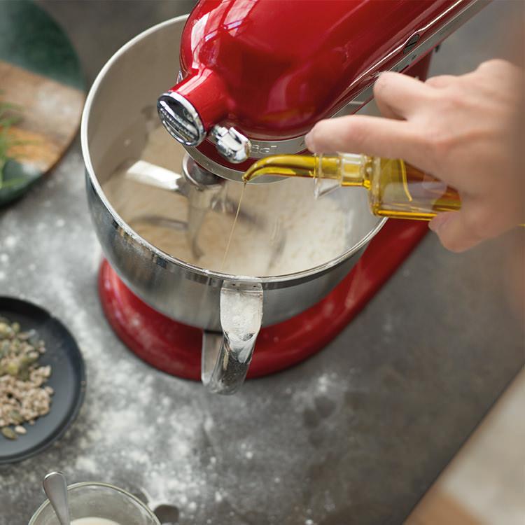 Kitchenaid Artisan Ksm177 Stand Mixer Candy Apple Fast