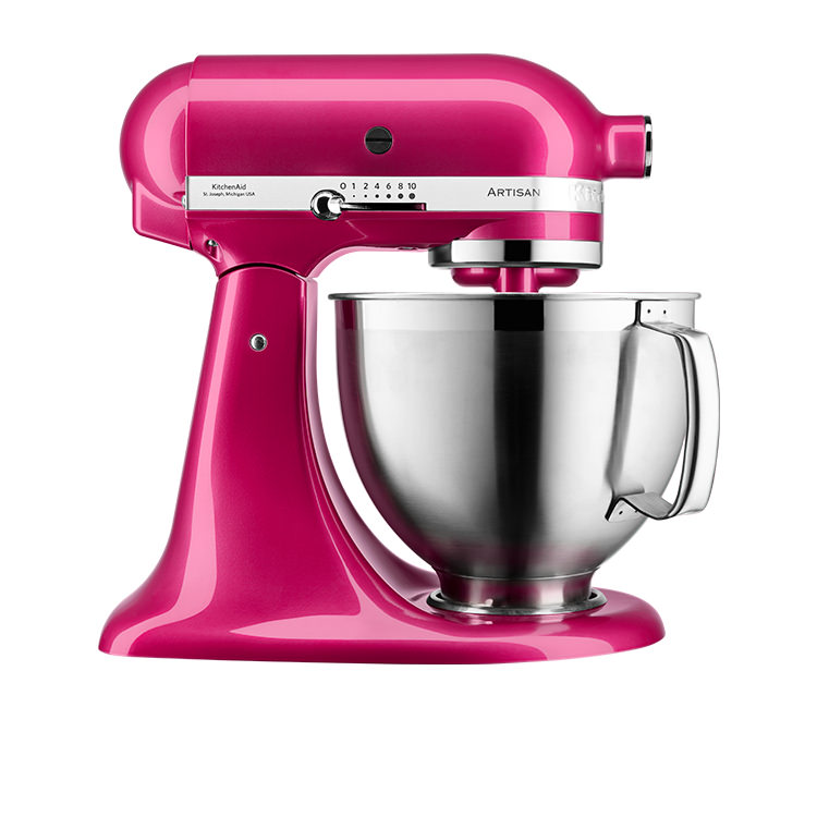 Kitchenaid Artisan Ksm177 Stand Mixer Raspberry Ice Fast Shipping