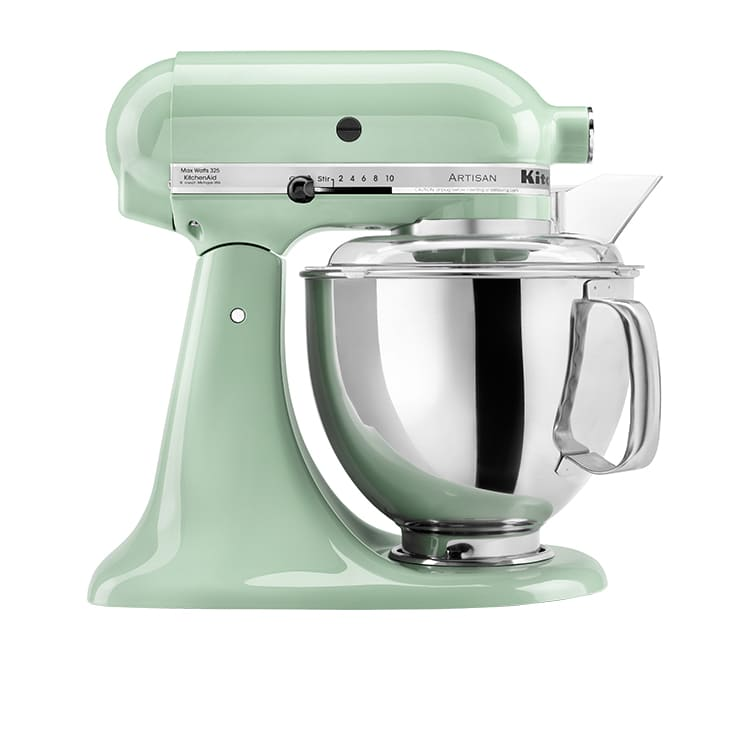 Kitchenaid Mixer Ksm150 Pistachio On Sale Now