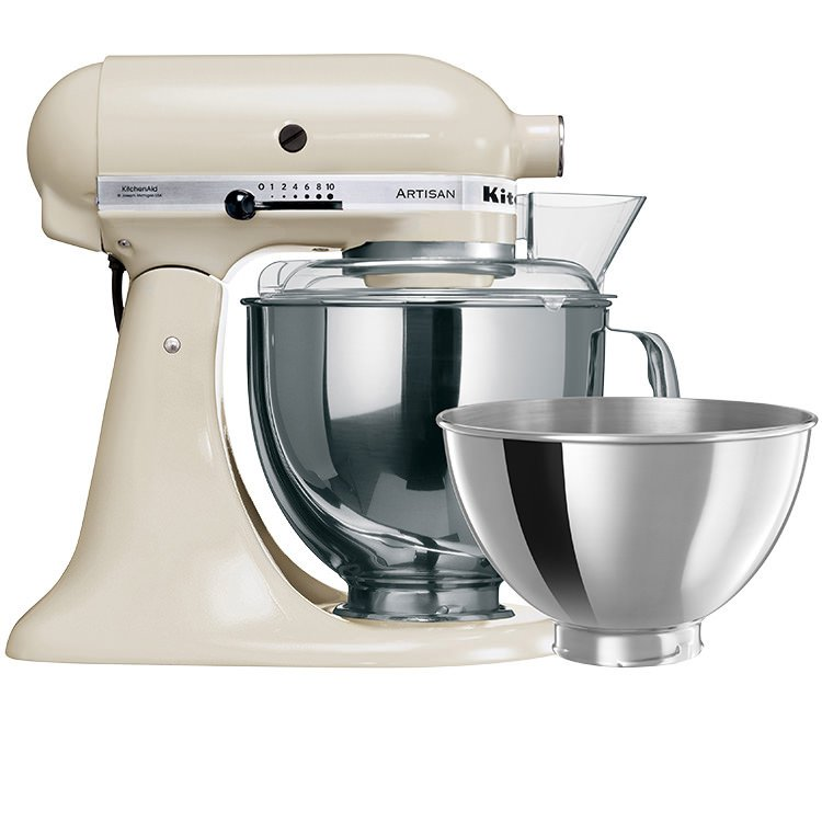 Kitchenaid Artisan Mixer Ksm160 Almond Cream Buy Now Amp Save