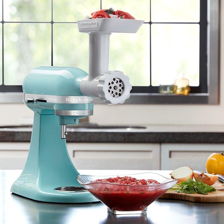 KitchenAid Artisan KSM160 Stand Mixer Ice