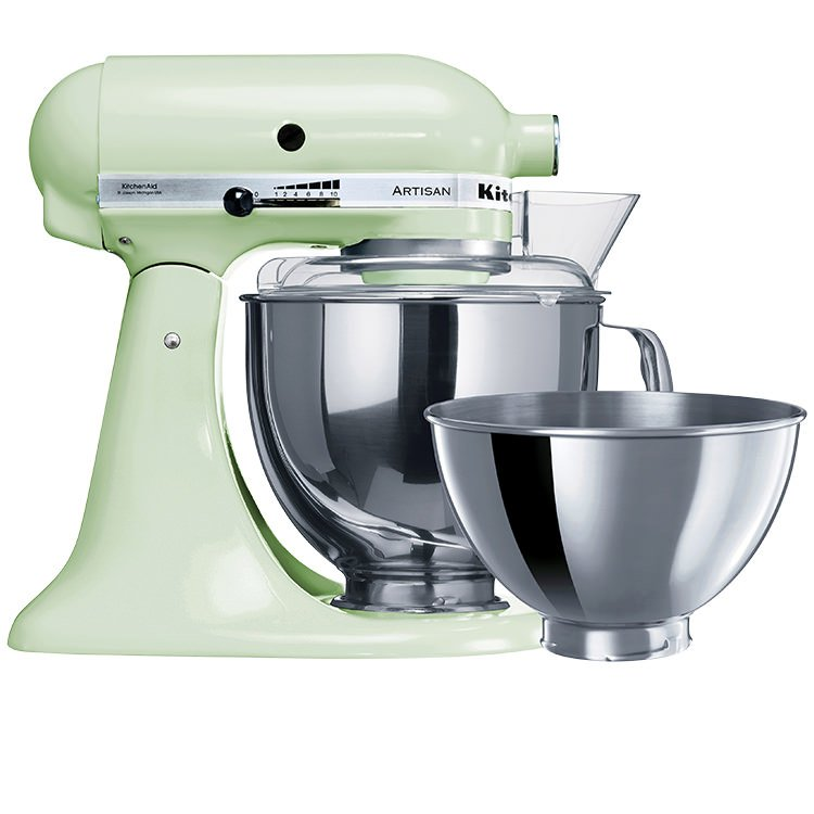 Kitchenaid Artisan Ksm160 Stand Mixer Pistachio Buy Now