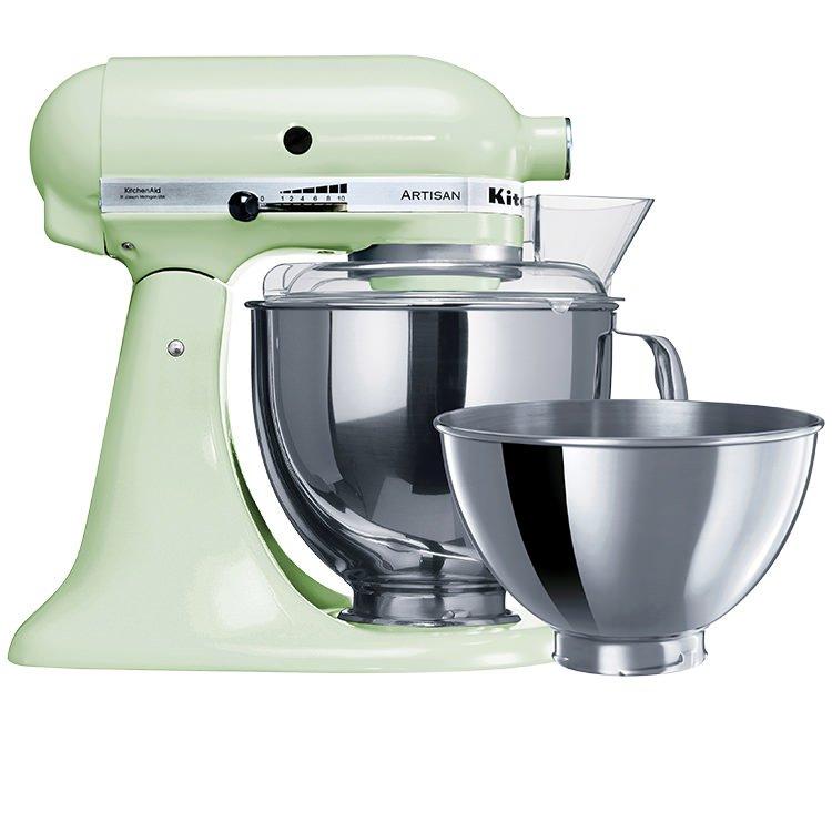 KitchenAid Artisan KSM160 Stand Mixer Pistachio