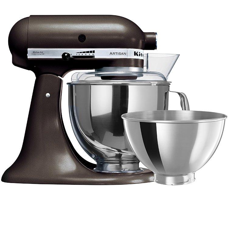 KitchenAid Artisan KSM160 Stand Mixer Truffle