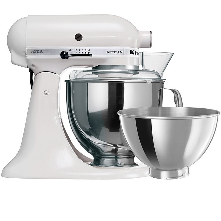 KitchenAid Artisan KSM160 Stand Mixer White