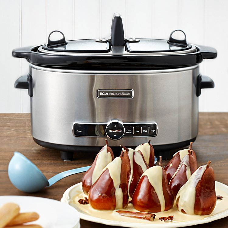 KitchenAid Artisan Slow Cooker Programmable 5.7L image #3