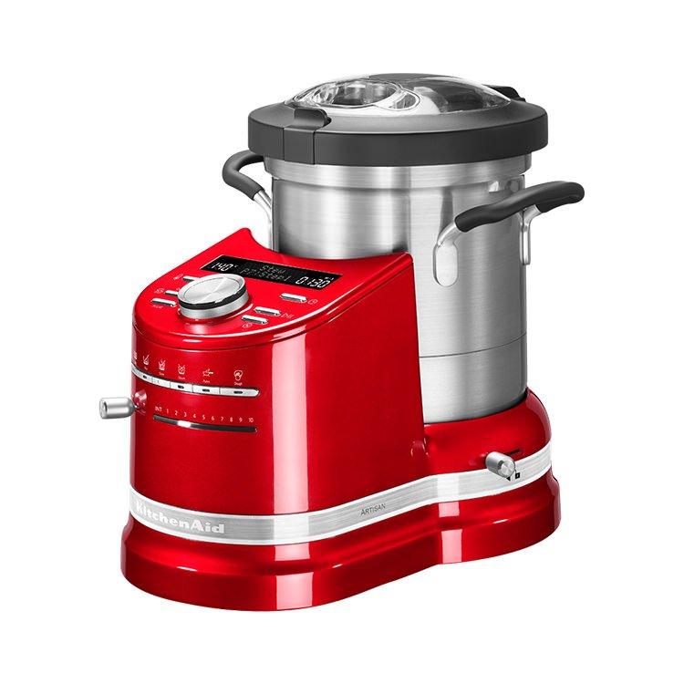 KitchenAid Cook Processor Empire Red