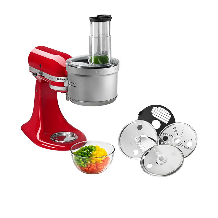 Kitchenaid Food Processor Attachment Fast Shipping