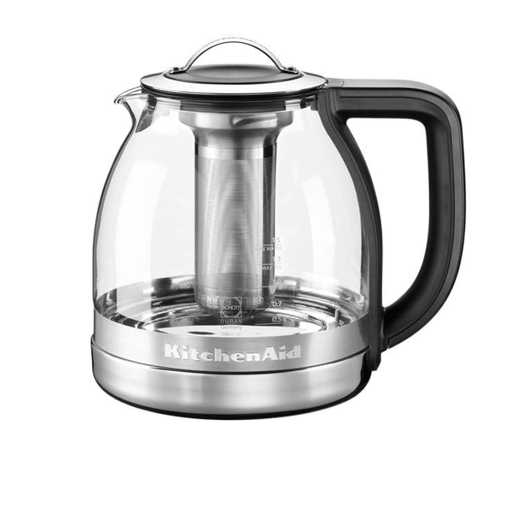 Kitchenaid Glass Tea Electric Kettle 1 5l Fast Shipping