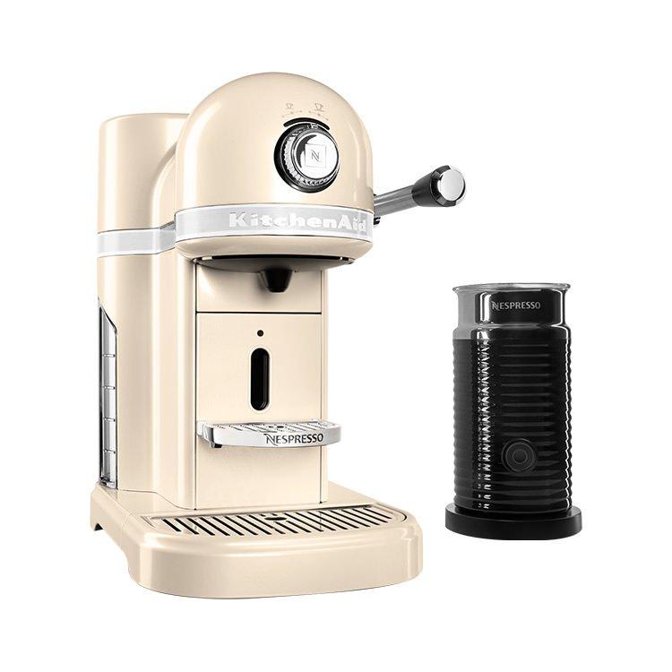 KitchenAid KES0504 Nespresso Machine Almond Cream