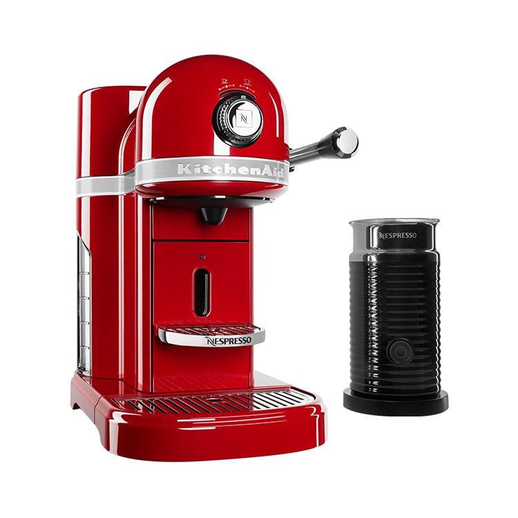KitchenAid KES0504 Nespresso Machine Empire Red