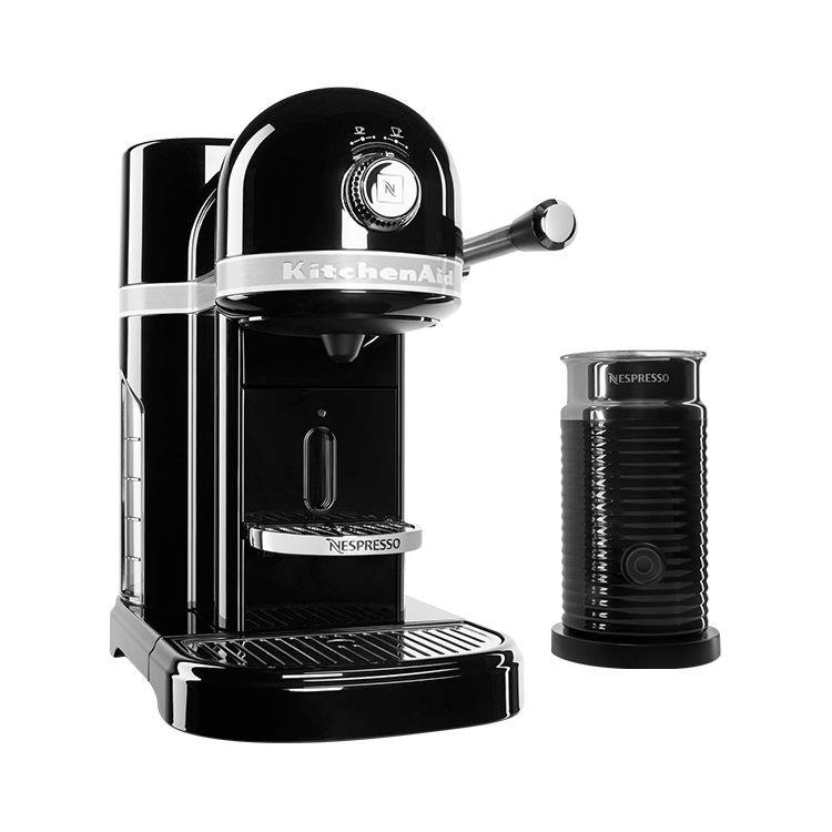 KitchenAid KES0504 Nespresso Machine Onyx Black