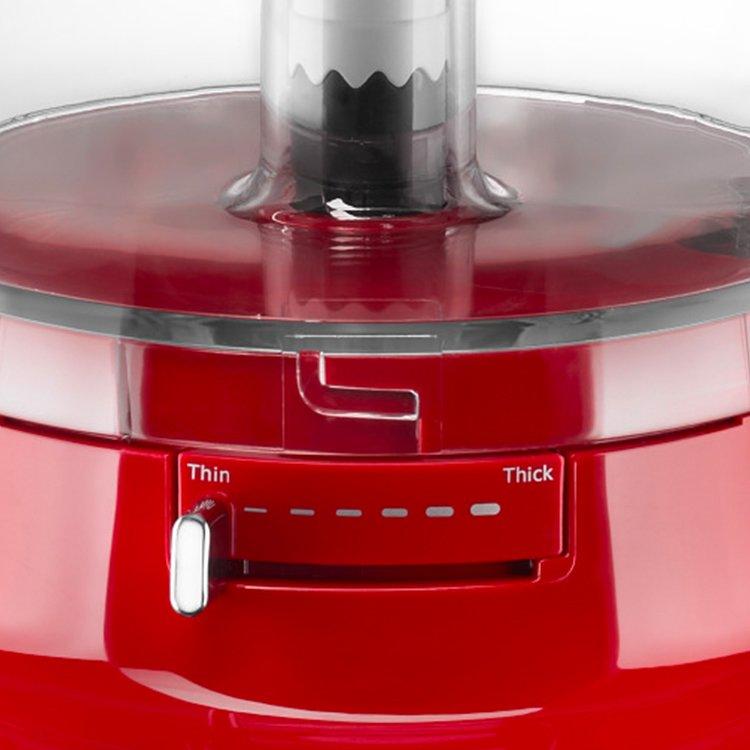 KitchenAid Artisan Exactslice KFP1333 Food Processor Empire Red