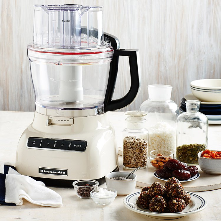 KitchenAid Artisan Exactslice KFP1333 Food Processor Almond Cream image #3