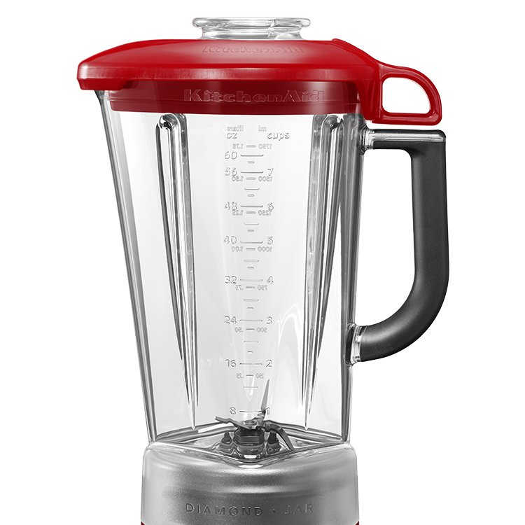 KitchenAid KSB1585 Diamond Blender Empire Red